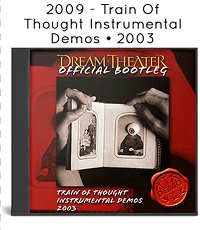 2009 - Train Of Thought Instrumental Demos 2003