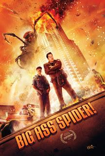 Sinopsis Film Mega Spider (2013)