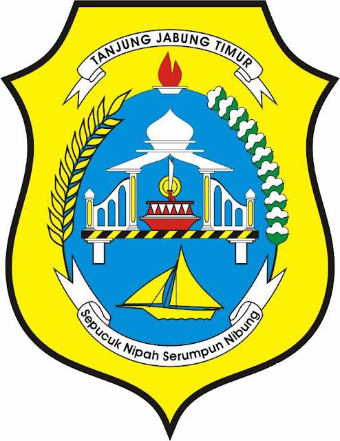 Logo | Lambang Kabupaten Tanjung Jabung Timur