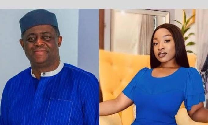 #BBNaija 2021: Fani-Kayode Endorses Jackie B, Confirms She's Ex-Senator's Daughter