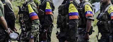 The demobilised Colombian rebel group Farc