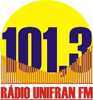 Rádio Unifran FM de Franca ao vivo