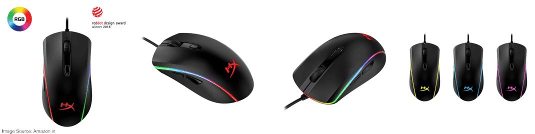 HyperX Pulsefire Surge HX-MC002B Gaming Mouse