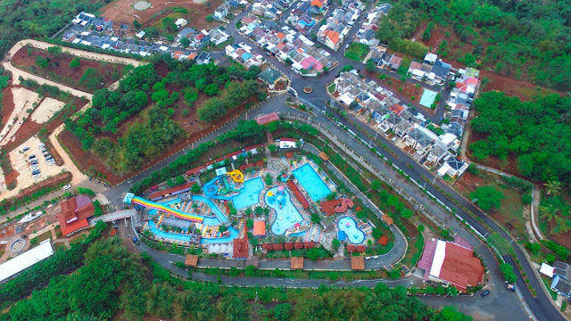 Green Valley Waterpark Purwakarta