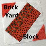 Quilt block-free tutorial-quilt tutorial-brick yard block
