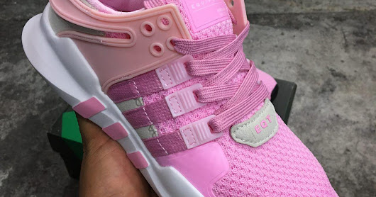 EQT Pink (Ladies Size Only)