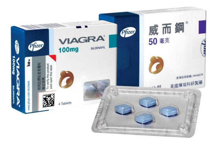 Perusahaan farmasi Pfizer memerangi Viagra palsu yang beredar di Online