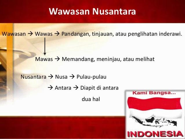 Arsyad Ranggani Blog S Wawasan Nusantara Sebagai Geopolitik Indonesia