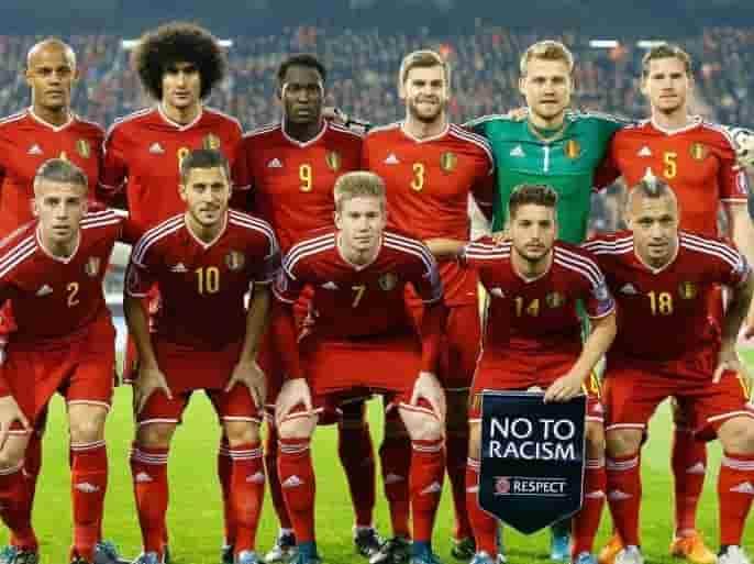 مباراة ايسلندا وبلجيكا اليوم