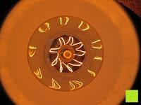 Licht unten: CRECO E27 40W Edison Lampe Squirrel Cage Vintage Lampe Ideal für Nostalgie und Retro Beleuchtung 2700K Warmweiß