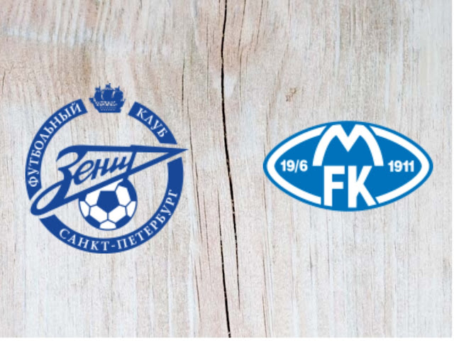 Zenit St. Petersburg vs Molde - Highlights - 23 August 2018