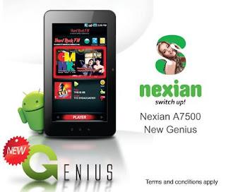 Daftar Harga HP Nexian Terbaru 2013