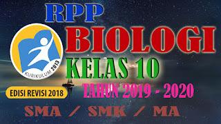 RPP Tahun 2019 RPP Tahun 2020