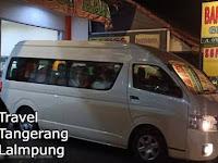 Travel Tangerang Lampung - Tranz Travel