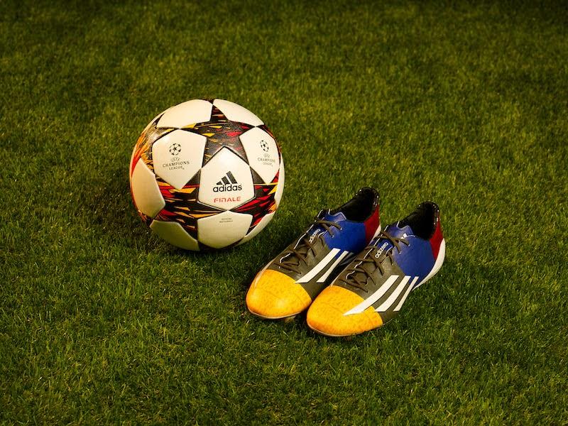 more photos 4a34c 8cd36 adidas ha annunciato il lancio della nuova adizero f50 Messi. Per celebrare  il ritorno della UEFA Champions League, adidas ha svelato il nuovo design  che ...