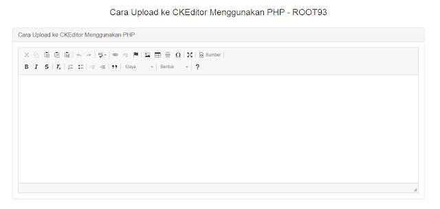 cara uplod gambar dengan php