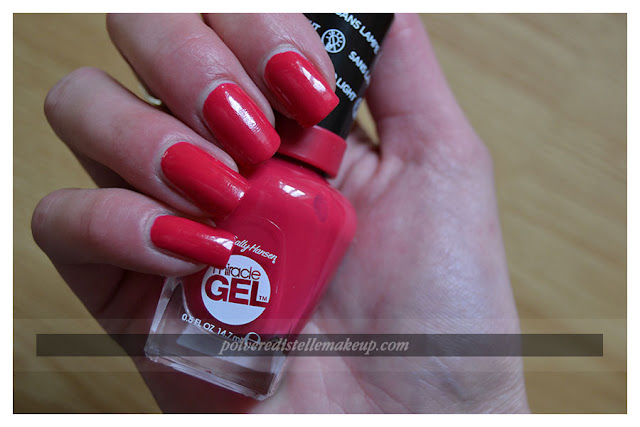 Sally Hansen Miracle Gel Swatch