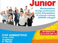 Lowongan Kerja Palembang - JUNIOR English for Elementary School Students