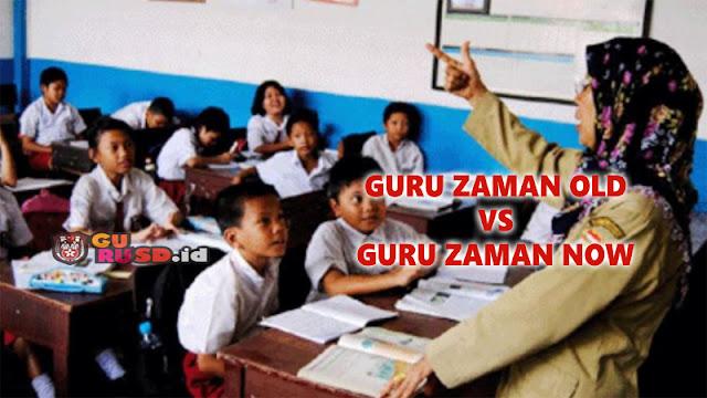 Tradisi Guru SD Zaman Old yang Perlahan Ditinggalkan Penerusnya