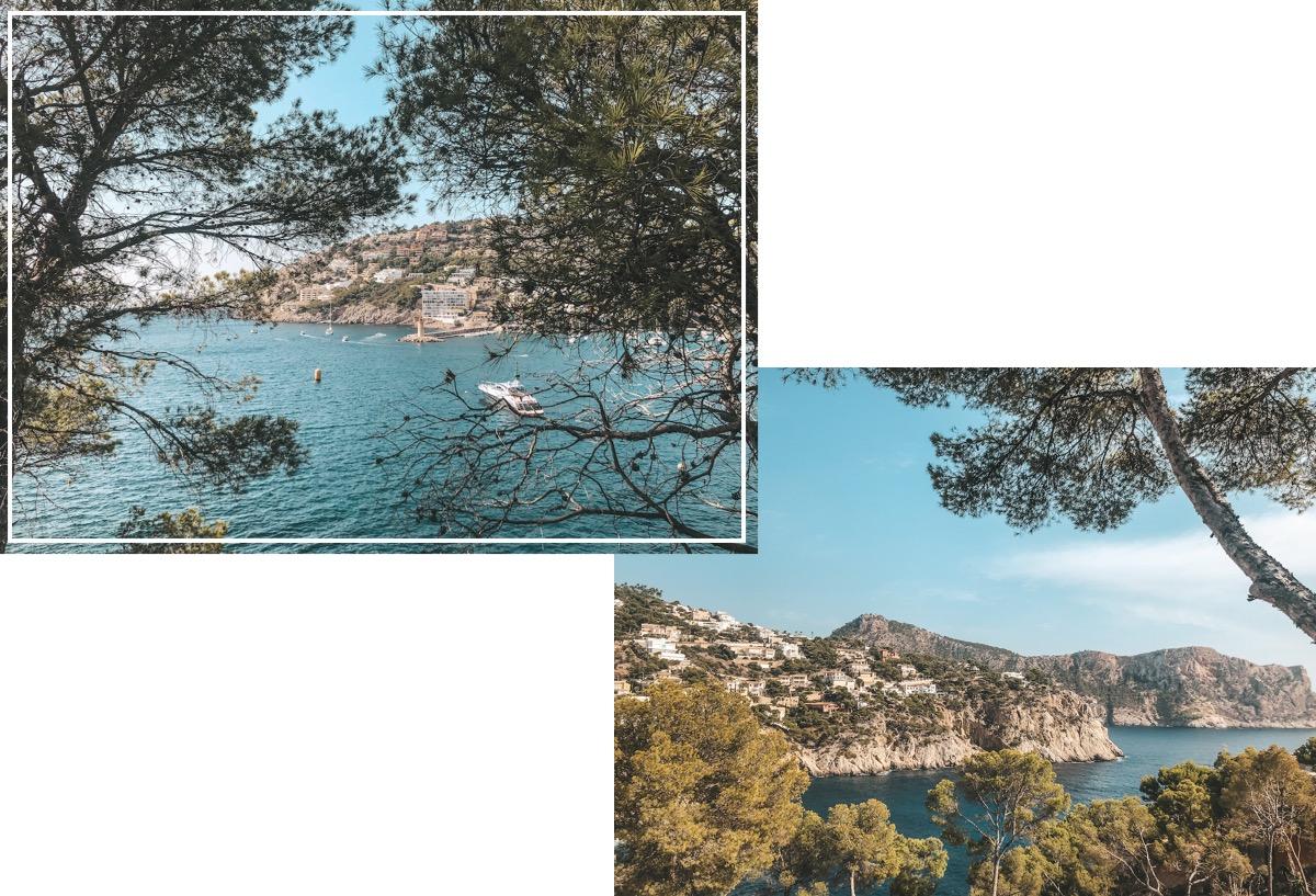 Sehenswerte Orte Mallorca Dörfer Städte Traveldiary Reisetipps Empfehlung Travelblog Hafen Fischerdorf Port d Andratx