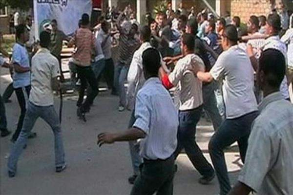 إصابة 3 أشخاص في مشاجرة بسبب خلافات على الميراث في سوهاج