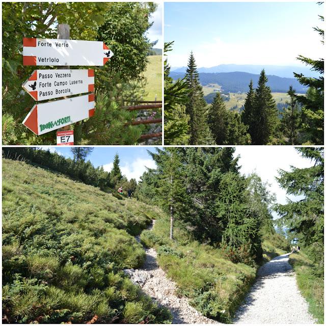 escursioni trekking folgaria