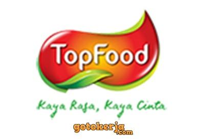 Lowongan Kerja PT Raja Top Food