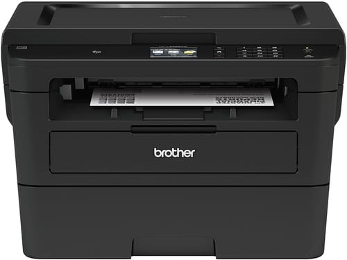 Review Brother HLL2395DW Compact Monochrome Laser Printer