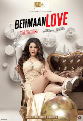 Beiimaan Love 2016 Hindi 480p WEB HDRip 300mb