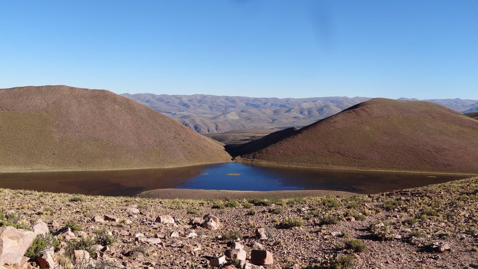 Resultado de imagen para laguna leandro jujuy