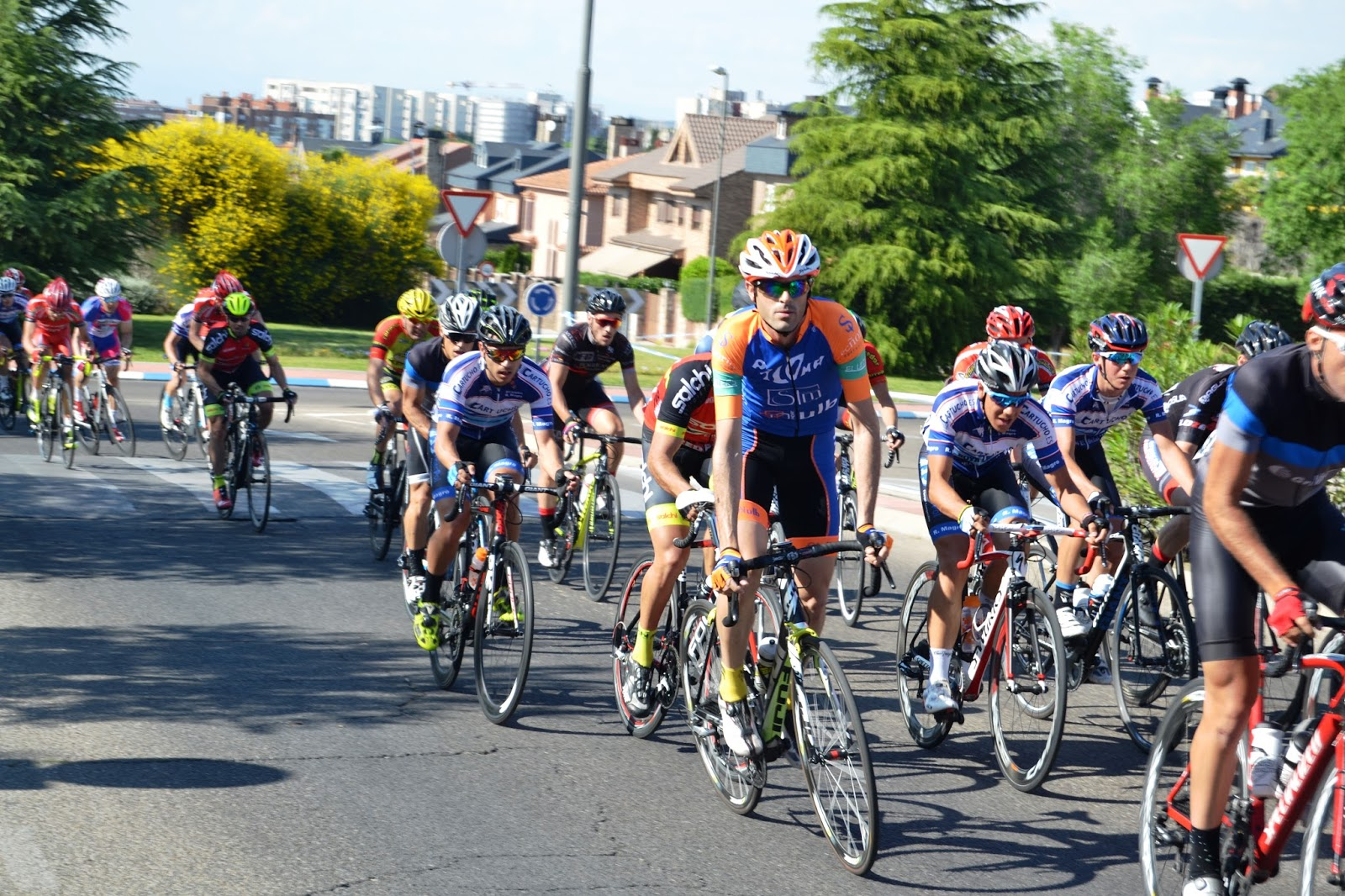 III GP Bicicletas Salchi Coslada