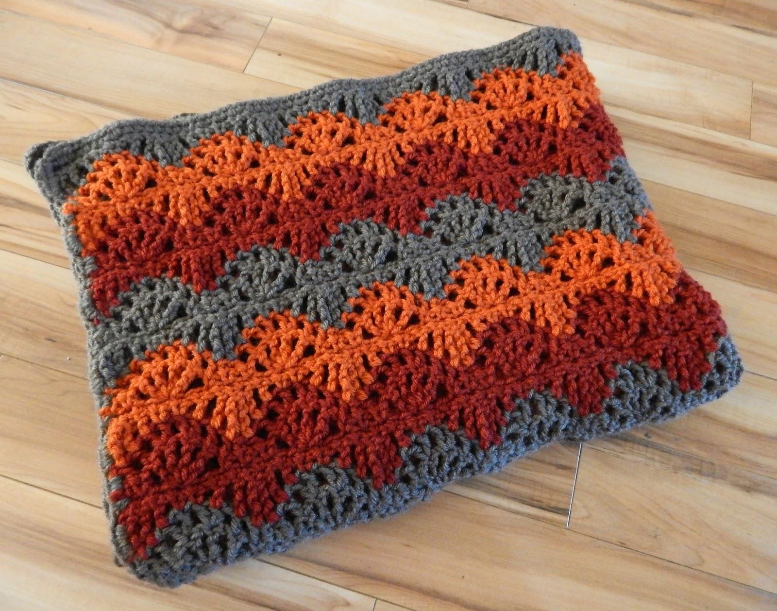 Battle of the Stitches: Ripple Lace Crochet Stitch Tutorial