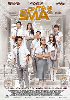 Download Film dan Movie Ada Cinta di SMA (2016) Full Movie