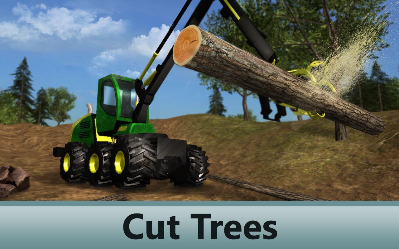 Sawmill Driver Simulator 3D MOD APK