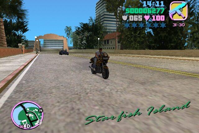 تحميل لعبة جاتا GTA Vice City للكمبيوتر من ميديا فاير