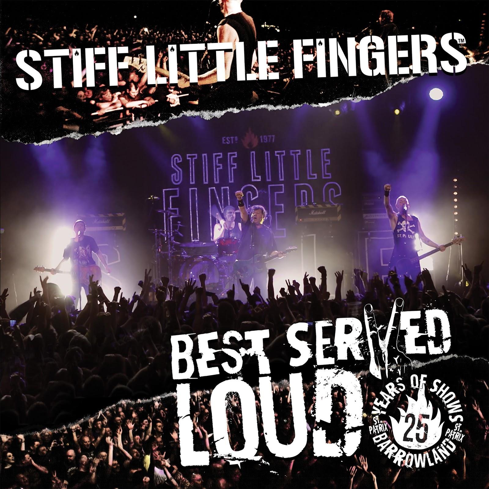 Stiff Little Fingers Tour Review