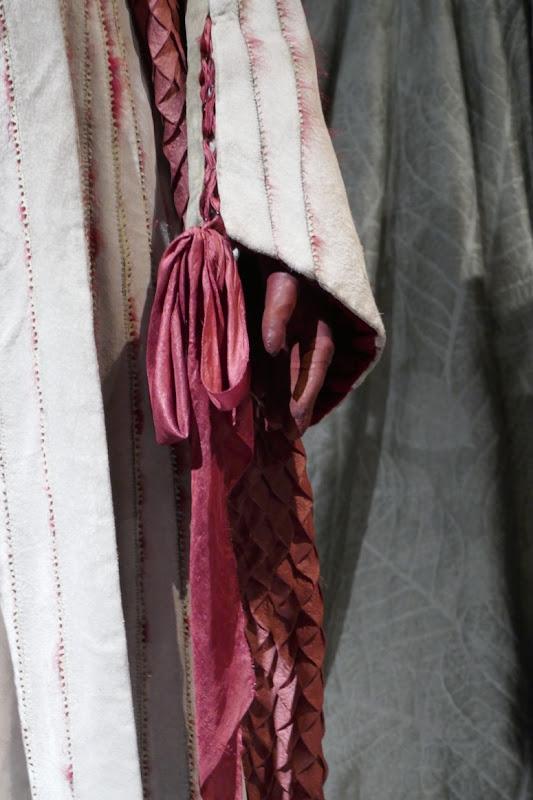 Daenerys Game of Thrones costume sleeve detail