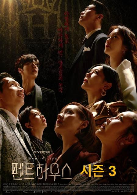 Sinopsis dan review drama The Penthouse 3: War in Life (2021)
