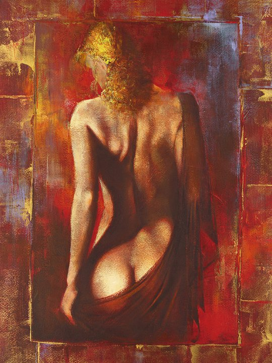 Alain Dumas 1961 French figurative painter