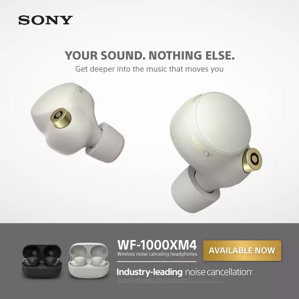 Sony WF-1000XM4 TWS
