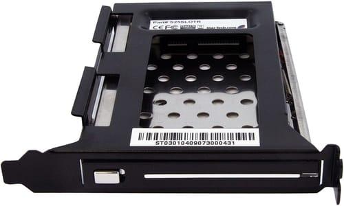 StarTech 2.5in SATA Removable Hard Drive Bay