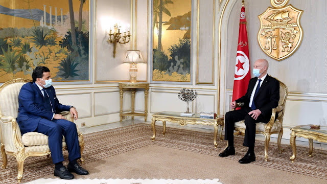 """لأول مرة ... تونس تحتضن تظاهرة قطرية تحت عنوان ''جائزة الشيخ تميم الدولية للتميز في مكافحة الفساد'""""!"""