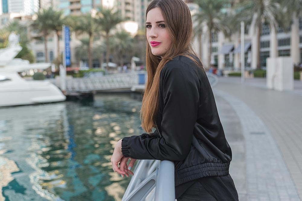 Outfit Melvin Hamilton Dubai Marina