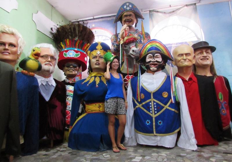 Recife, Olinda, Porto de Galinhas, Praia dos Carneiros, Litoral Norte...