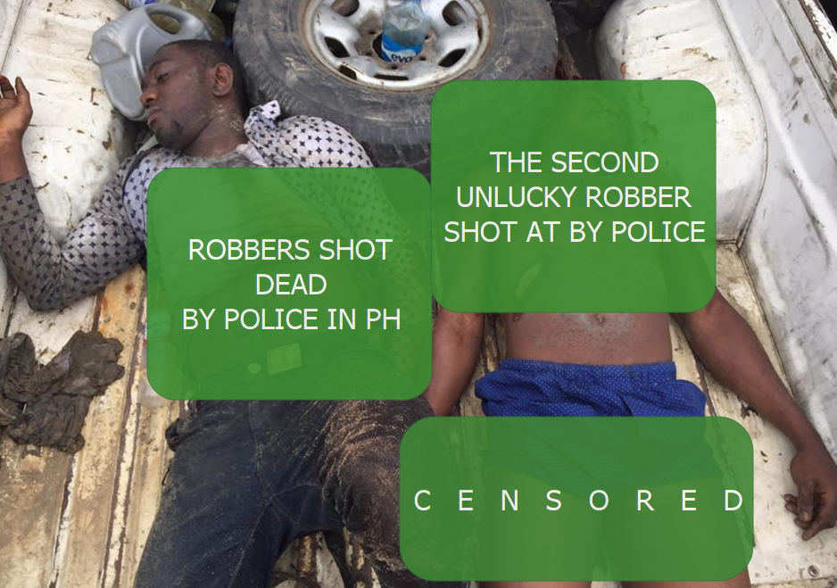 robbers shot dead police port harcourt