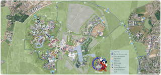 DLP Magic Run 2018 parcours semi
