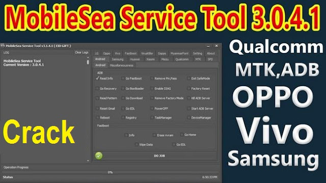 Download and Use Mobilesea Tool Crack
