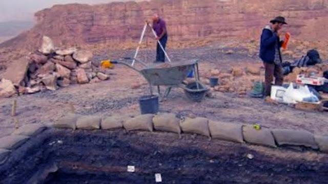 Tambang Tembaga Nabi Sulaiman Ditemukan di Israel