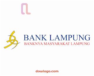 Logo Bank Lampung Vector Format CDR, PNG