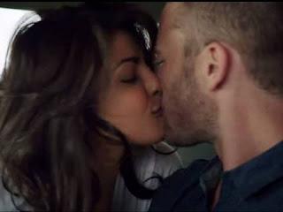 Kiss scenes of Priyanka's movie Quantico